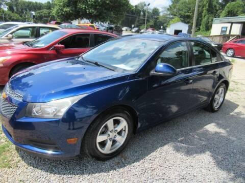 2013 Chevrolet Cruze for sale at Dallas Auto Mart in Dallas GA