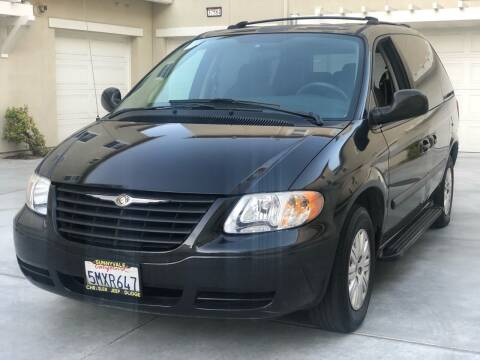 2005 Chrysler Town and Country for sale at JENIN MOTORS in Hayward CA