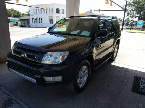 2004 Toyota 4Runner for sale at ROBINSON AUTO BROKERS in Dallas NC