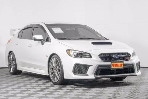 2019 Subaru WRX for sale at Chevrolet Buick GMC of Puyallup in Puyallup WA
