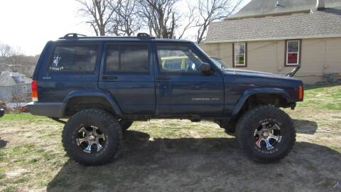 2001 Jeep Cherokee for sale at MTC AUTO SALES in Omaha NE