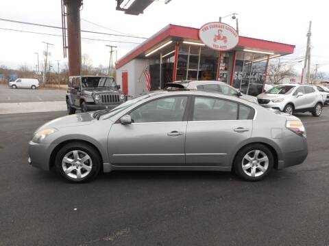 2007 Nissan Altima for sale at The Carriage Company in Lancaster OH