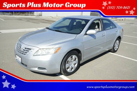 2007 Toyota Camry for sale at Sports Plus Motor Group LLC in Sunnyvale CA