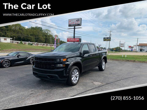 2021 Chevrolet Silverado 1500 for sale at The Car Lot in Radcliff KY