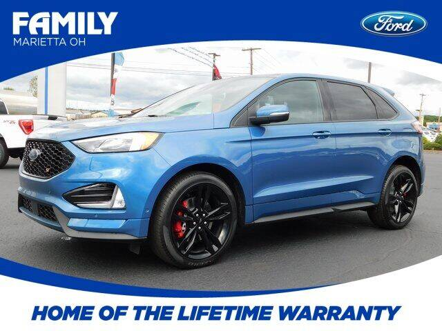 2021 Ford Edge for sale in Williamstown, WV