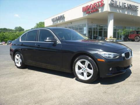 2015 BMW 3 Series for sale at Gillie Hyde Auto Group in Glasgow KY