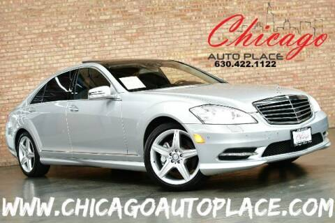 2011 Mercedes-Benz S-Class for sale at Chicago Auto Place in Bensenville IL