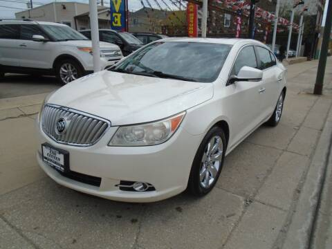 2010 Buick LaCrosse for sale at CAR CENTER INC in Chicago IL
