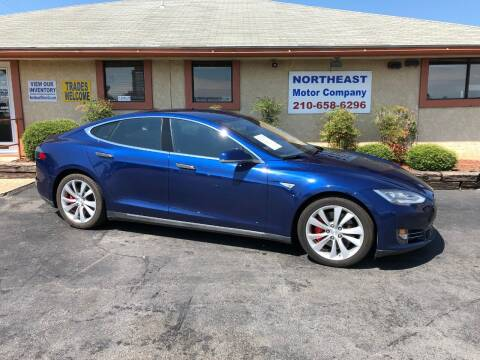 2015 Tesla Model S for sale at Northeast Motor Company in Universal City TX