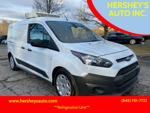 2016 Ford Transit Connect Cargo for sale at HERSHEY'S AUTO INC. in Monroe NY