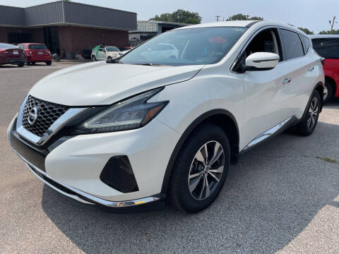 2019 Nissan Murano for sale at East Memphis Auto Center in Memphis TN
