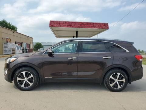 2016 Kia Sorento for sale at Dakota Auto Inc. in Dakota City NE