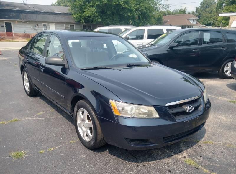 2007 Hyundai Sonata for sale at I Car Motors in Joliet IL