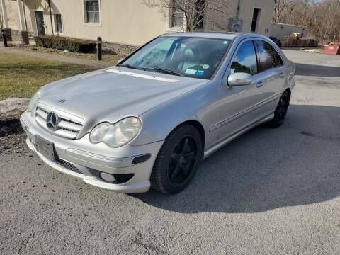 2005 Mercedes-Benz C-Class for sale at Wallet Wise Wheels in Montgomery NY