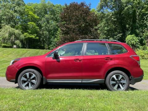 2017 Subaru Forester for sale at ROBERT MOTORCARS in Woodbury CT