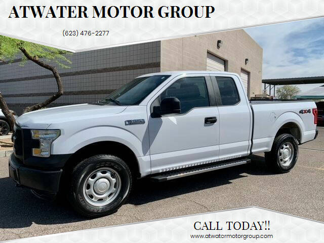 2016 Ford F-150 for sale at Atwater Motor Group in Phoenix AZ