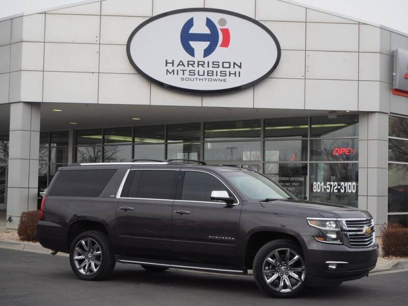 2015 Chevrolet Suburban for sale at Harrison Imports in Sandy UT