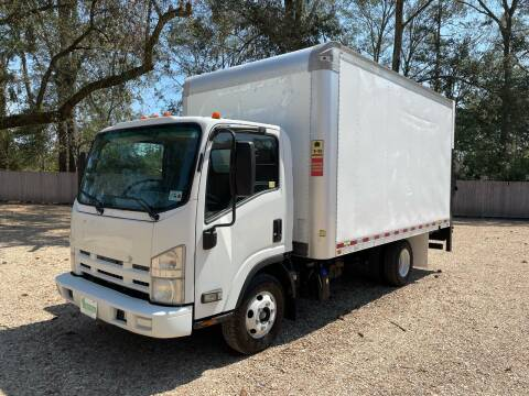 2014 Isuzu NPR for sale at Commercial Vehicle Sales in Ponchatoula LA