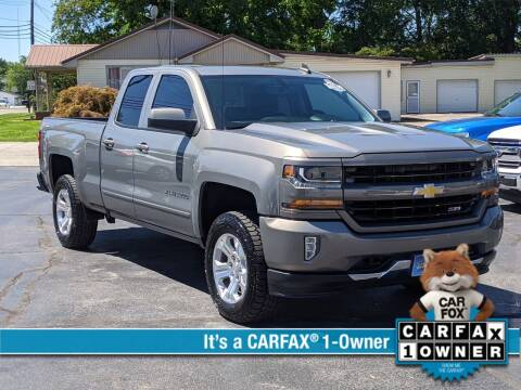 2017 Chevrolet Silverado 1500 for sale at Bob Walters Linton Motors in Linton IN