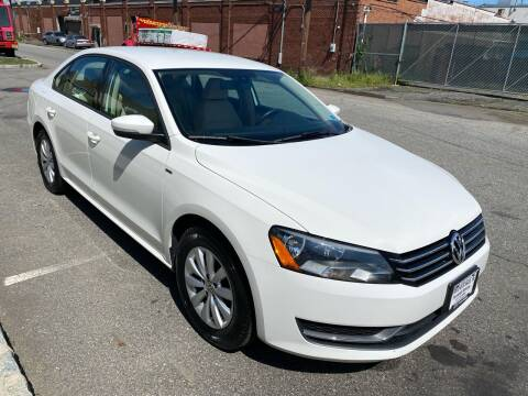 2014 Volkswagen Passat for sale at Imports Auto Sales Inc. in Paterson NJ
