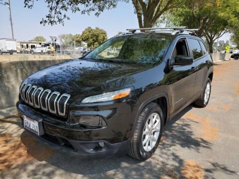 2016 Jeep Cherokee for sale at Matador Motors in Sacramento CA