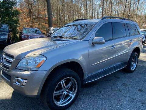 2007 Mercedes-Benz GL-Class for sale at Car Online in Roswell GA