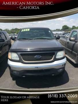 2003 Ford F-150 for sale at American Motors Inc. - Cahokia in Cahokia IL