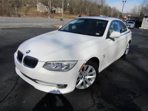 2012 BMW 3 Series for sale at Guarantee Automaxx in Stafford VA
