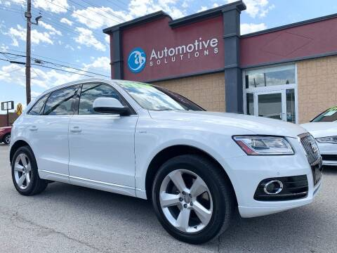 2013 Audi Q5 Hybrid for sale at Automotive Solutions in Louisville KY