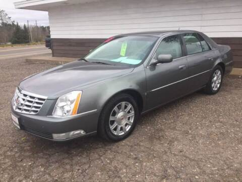 2008 Cadillac DTS for sale at Flambeau Auto Expo in Ladysmith WI