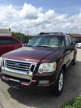 2007 Ford Explorer Sport Trac for sale at Todd Nolley Auto Sales in Campbellsville KY