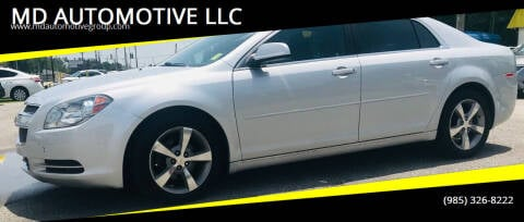 2011 Chevrolet Malibu for sale at MD AUTOMOTIVE LLC in Slidell LA