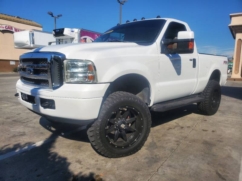 2003 Ford F-350 Super Duty for sale at GENERATION 1 MOTORSPORTS #1 in Los Angeles CA