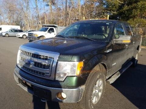 2013 Ford F-150 for sale at BETTER BUYS AUTO INC in East Windsor CT