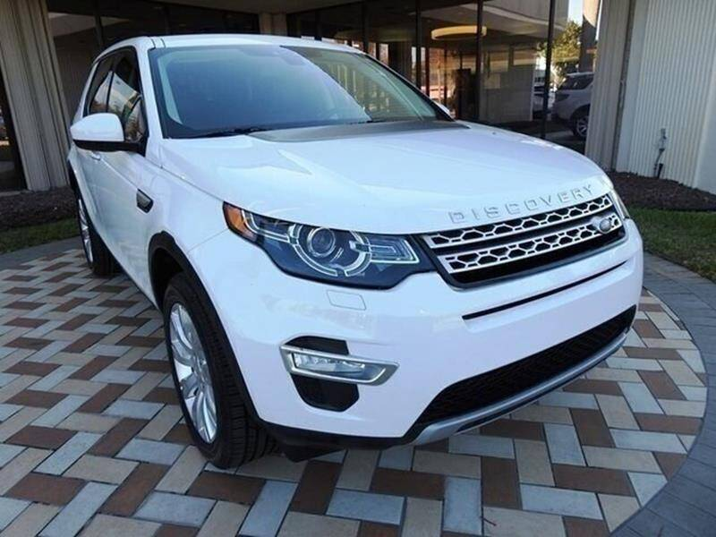 2015 Land Rover Discovery Sport AWD HSE LUX 4dr SUV - Pembroke Pines FL