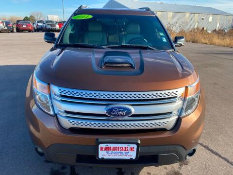 2011 Ford Explorer for sale at De Anda Auto Sales in South Sioux City NE