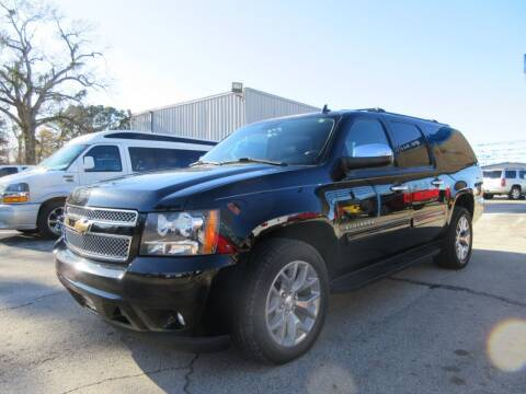2014 Chevrolet Suburban for sale at Quality Investments in Tyler TX