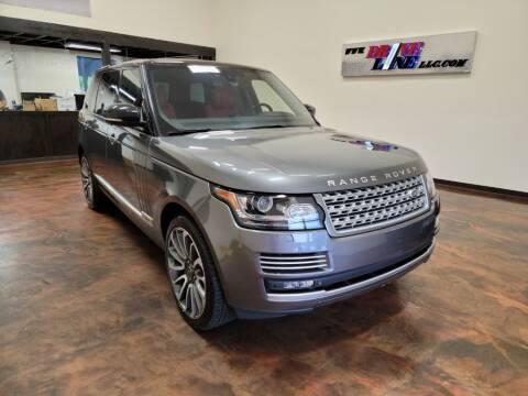 2015 Land Rover Range Rover for sale at Driveline LLC in Jacksonville FL
