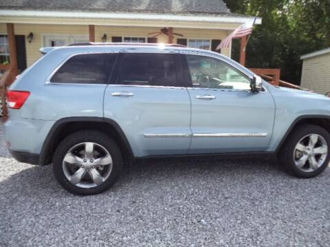 2013 Jeep Grand Cherokee for sale at PICAYUNE AUTO SALES in Picayune MS