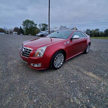 2012 Cadillac CTS for sale at ALL WHEELS DRIVEN in Wellsboro PA
