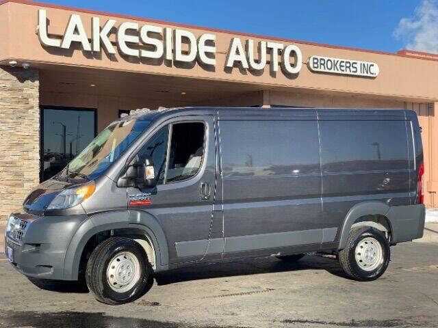 2017 RAM ProMaster Cargo for sale at Lakeside Auto Brokers Inc. in Colorado Springs CO