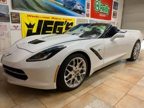 2016 Chevrolet Corvette for sale at A & A Classic Cars - A & A Classic Car Parts in Pinellas Park FL