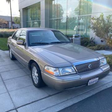 2004 Mercury Grand Marquis for sale at Top Motors in San Jose CA