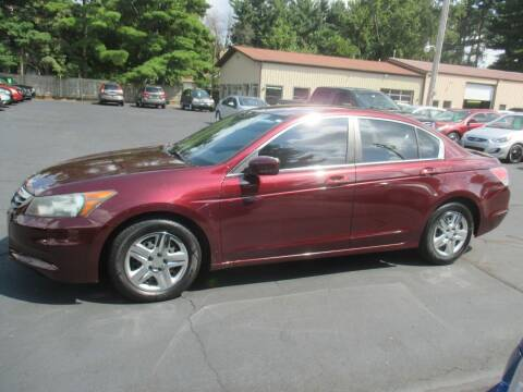 2011 Honda Accord for sale at Home Street Auto Sales in Mishawaka IN