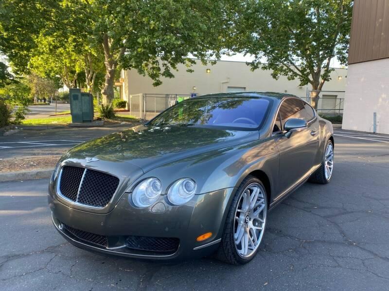 2006 Bentley Continental for sale at LG Auto Sales in Rancho Cordova CA