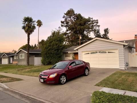 2011 Chevrolet Malibu for sale at Blue Eagle Motors in Fremont CA