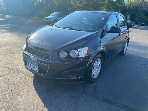 2012 Chevrolet Sonic for sale at Northstar Auto Sales LLC in Ham Lake MN