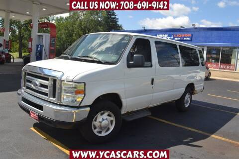 2008 Ford E-Series Wagon for sale at Your Choice Autos - Crestwood in Crestwood IL