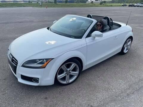 2013 Audi TT for sale at Euroasian Auto Inc in Wichita KS