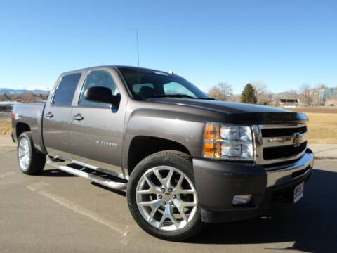 2011 Chevrolet Silverado 1500 for sale at Nations Auto in Lakewood CO